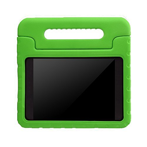BMOUO-Samsung-Galaxy-Tab-E-Lite-70-inch-Kids-Case---ShockProof-Case-Light-Weight-Kids-Case-Super-Protection-Cover-Handle-Stand-Case-for-Children-for-Samsung-Galaxy-Tab-E-Lite-7-Inch-Tablet---Green