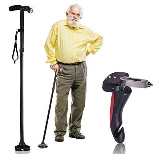 Walking Cane by Dr. Maya with Free Car Cane