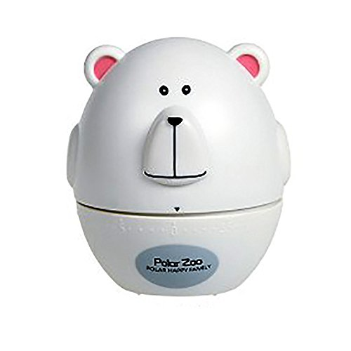 (Hot Sale!DEESEE(TM)Polar Zoo Pig Kitchen Timer Cute Cooking Gadget Tool Fun Collectible Gift For Pet Lovers (C))