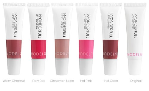 ModelCo - Wonderfull Lip Plumper - Fiery Red