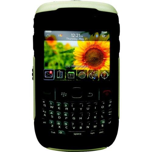 OtterBox BlackBerry Curve 8500 Commuter Case - Scapolite Gray/Black