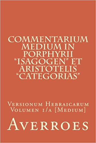 Commentarium medium in Porphyrii