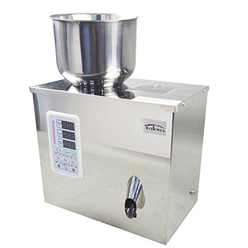 20g Granular and Powder Filler Salt Filling Machine Weigh Food Pill Cell NEW!