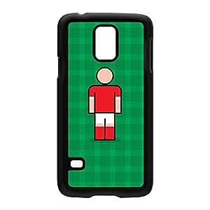 Charlton Black Hard Plastic Case for Samsung? Galaxy S5 by Blunt Football + FREE Crystal Clear Screen Protector wangjiang maoyi