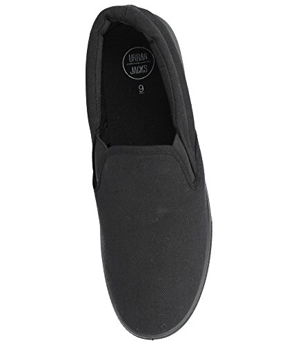on estate All Uomo scarpe slip Black 85q04nTFn