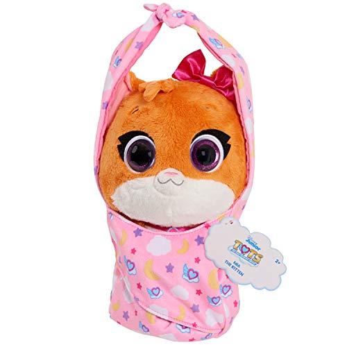 Disney Jr T.O.T.S. T.O.T.S. Cuddle & Wrap Plush - Mia The Kitten