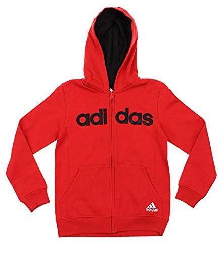 Adidas fleece jacket girls