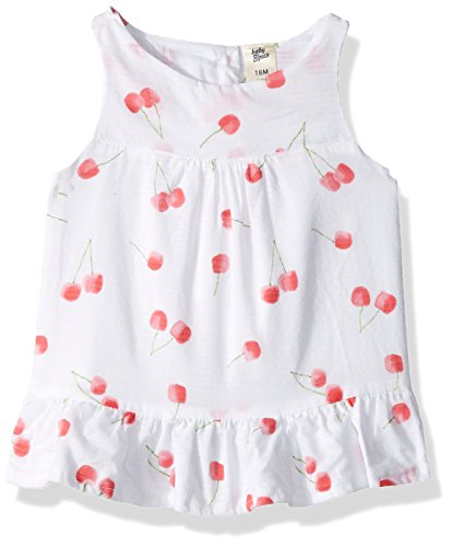 (OshKosh B'Gosh Baby Girls' Tops 12047010, Print 9M)