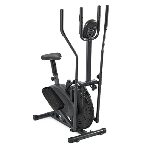 Akonza Elliptical Bike 2 IN 1 Cross Trainer Exercise Fitness Machine Upgraded Model Akonza