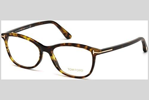Tom Ford - FT 5388, Cat Eye, acetate, women, DARK HAVANA(052), - Uk Ford Tom Clothes