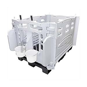 Calf Box Slat Floor PE Mod. BABY-STAR - A31592