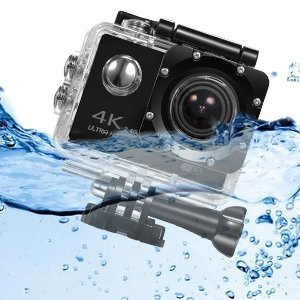 Waterproof Action Camera AD Sports Camera 4K 16MP Wifi Remote Control 170 Ultra Wide Lens SONY Sensor 2017 Newest by Avant Digital (Image #1)