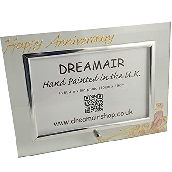 Amazon.com - 60th Wedding Anniversary Frame (Landscape) -