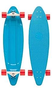 Penny Skateboards Complete Longboard, Cyan Blue