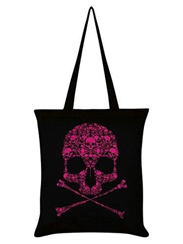 Drip Drip Tote Black Skull Bag Skull TxOvwO4nqd