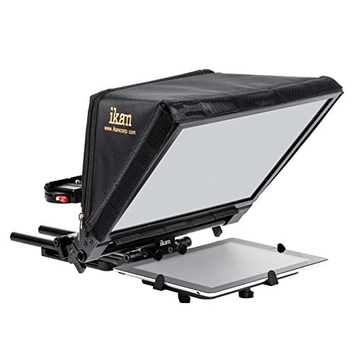 Ikan 22-inch Elite Generation 2 Universal Large Tablet Teleprompter fo