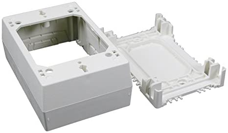 Extra Deep Outlet Box,No NMW35 Wiremold Company