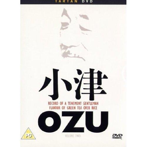 Yasujiro Ozu - Volume Two - 2-DVD Set ( The Record of a Tenement Gentleman / Flavor of Green Tea Over Rice ) ( Nagaya shinshiroku / Ochazuke no aji ) [ NON-USA FORMAT, PAL, Reg.2 Import - Great Britain ]