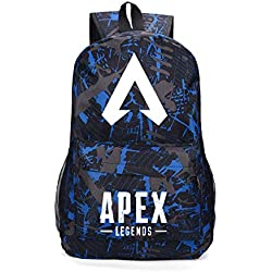 GD-Clothes APEX LEGENDS Backpack-Kids School Backpack Durable School Bags Laptop Bag-Backpack for Camping,Travel