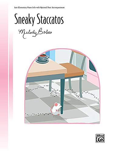 Sneaky Staccatos: Sheet (Signature Series)