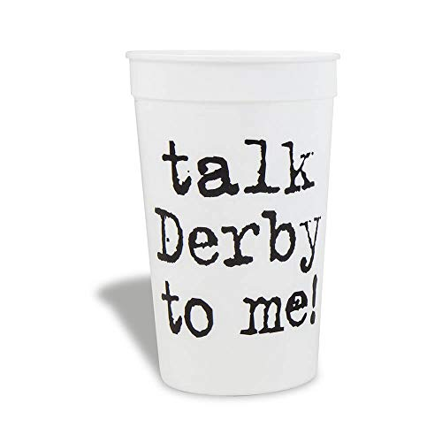 Talk Derby To Me Stadium Cup - Package of - Derby Flatware