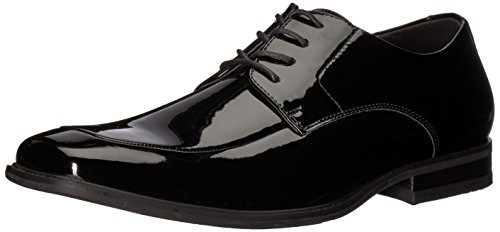 Unlisted by Kenneth Cole Men's City Oxford, Black, 10 M (Unlisted Mens Oxford)