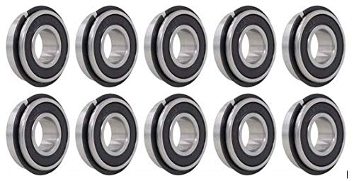 - Ultra Smooth Go Kart Snap Ring Wheel Bearings, 5/8