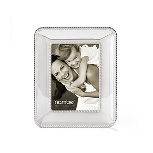 Nambe Braid Picture Frame, 5