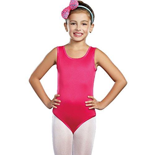 SugarSugar Leotard Hot Pink Costume, (Hot Holloween Costumes)