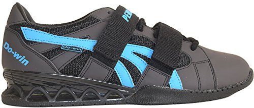 Pendlay Men's 15PBLKBLU - Weightlifting Shoes 4.5 M