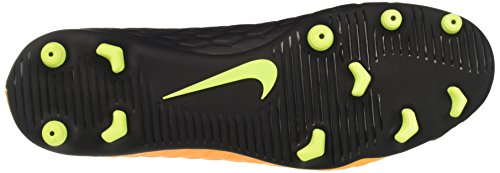 Botas Volt Orange para White FG Laser III Black Black Nike Hypervenom Hombre Fútbol Phade Naranja de FaTaI6q