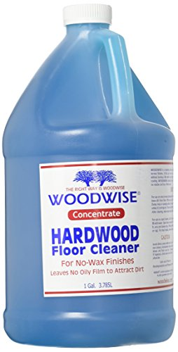 Woodwise Wood - Woodwise® 1 Gallon Concentrate No-Wax Hardwood Floor Cleaner