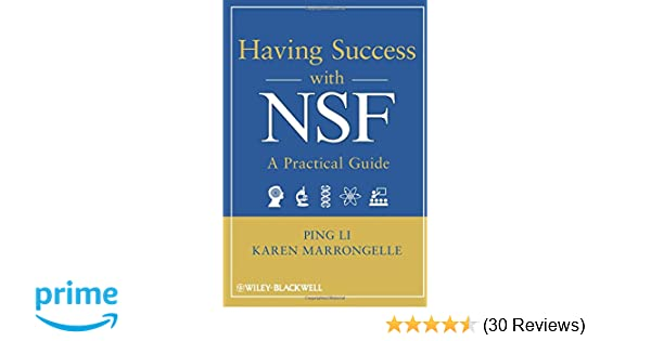 Environmental science foundations and applications friedland ebook having success with nsf a practical guide ping li karen having success with nsf a practical fandeluxe Image collections