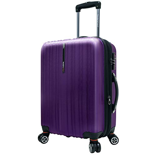 Travelers Choice Tasmania Polycarbonate 21 Expandable Spinne