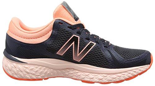 New Balance Running, Zapatillas Deportivas para Interior Mujer Gris (Dark Grey)