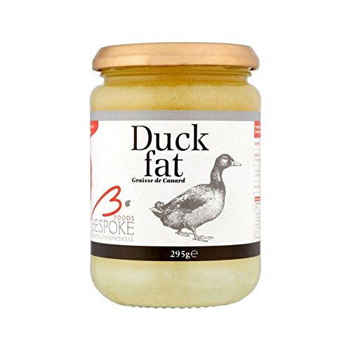 Bespoke Foods Duck Fat 295g - Pack of 2 by Bespoke