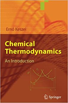Chemical Thermodynamics: An Introduction