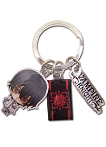 Great Eastern Entertainment Vampire Knight SD Kaname Metal Keychain