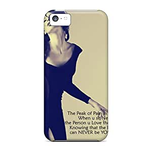 CaroleSignorile Cases Covers For Iphone 5c - Retailer Packaging Peek Of Pain When Protective Cases