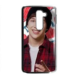 Pop Singer Austin Mahone Cell Phone Case for LG G2