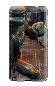 KPM - FRANCISCO SUQUILANDA Perfect Tpu Case For Galaxy Note 3/ Anti-scratch Protector Case (teenage Mutant Ninja Turtles 15)