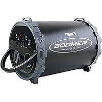 NAXA NAS-3085 BOOMER IMPULSE PA Bluetooth(R) Boom Box with LED Lights
