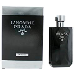 Prada L'Homme Intense by Prada for Men 3.4 oz Eau de Parfum Spray