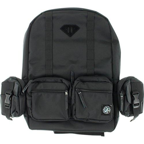 diamond supply co black and green - 5