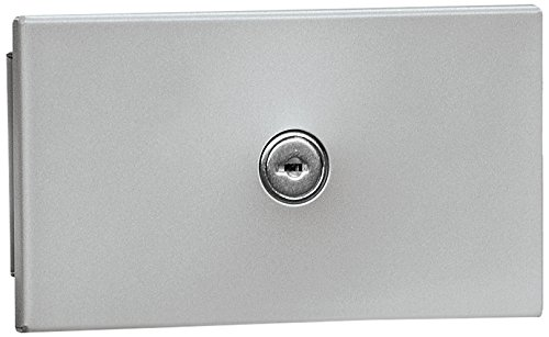 (Key Keeper, Recessed Mounting, Aluminum)
