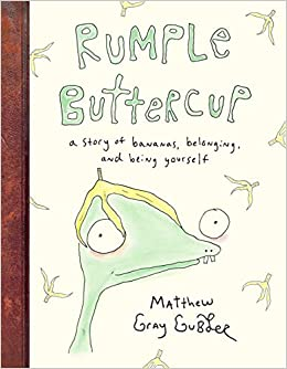 Image result for Rumple Buttercup: A Story of Bananas, Belonging, and Being Yourself
