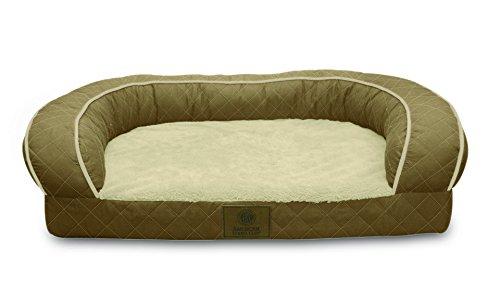 Amazon.com: American Kennel Club AKC1852BROWN Sofá ...