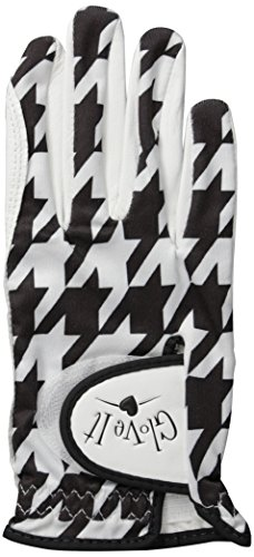 Glove It Women's Between Hounds Tooth Golf Glove (Small, Left Hand)