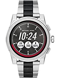 Access, Mens Smartwatch, Grayson Two-Tone Stainless Steel, MKT5037