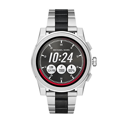 Michael Kors Access, Men's Smartwatch, Grayson Two-Tone Stainless Steel, MKT5037